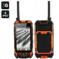 Smartphones 4.5 Inch Rugged Smartphone (Orange)