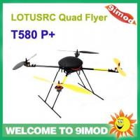 Buy cheap quadcopter LOTUSRC T580 P+ latest aircraft 6ch RC flyer KIT product