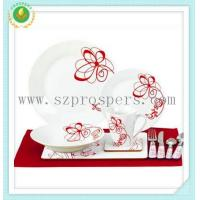 Round shape set 44pc set with placemat&cutlery