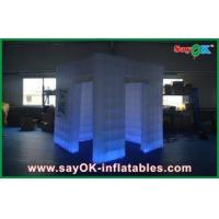 Buy cheap Digital Portable Inflatable Photo Booth , 2 Doors Big Photo Booth Shell product