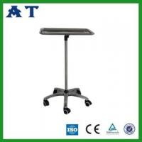 China Stainless steel surgical tray cart wholesale