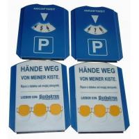 Buy cheap Promotional gift Parking disc, parking disk, Parkscheiben from wholesalers
