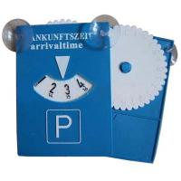 Buy cheap parking disc with suction cup from wholesalers