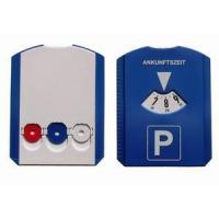 Buy cheap Ice scraper parking disc with coins holder from wholesalers