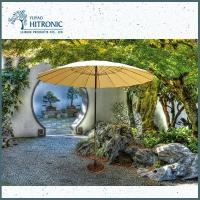 China HC-1106 Sun garden parasol umbrella cheap folding umbrella online market on sale