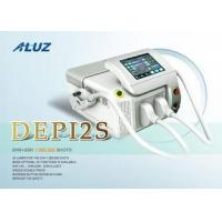 Buy cheap Permanent Hair Reduction System For Face / OPT + SHR Hair Removal Equipment product