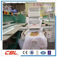 Buy cheap Model:CBL single head 12 needles cap embroidery machine product