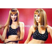 Buy cheap Product: Kanekalon wigs,long wigs, synthetic wigs product