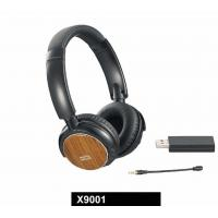 Buy cheap 2.4GHz Stereo wireless Headphone for PC product