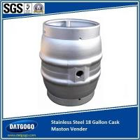 China Stainless Steel 4.5 Gallon Cask Hot Saled in UK on sale