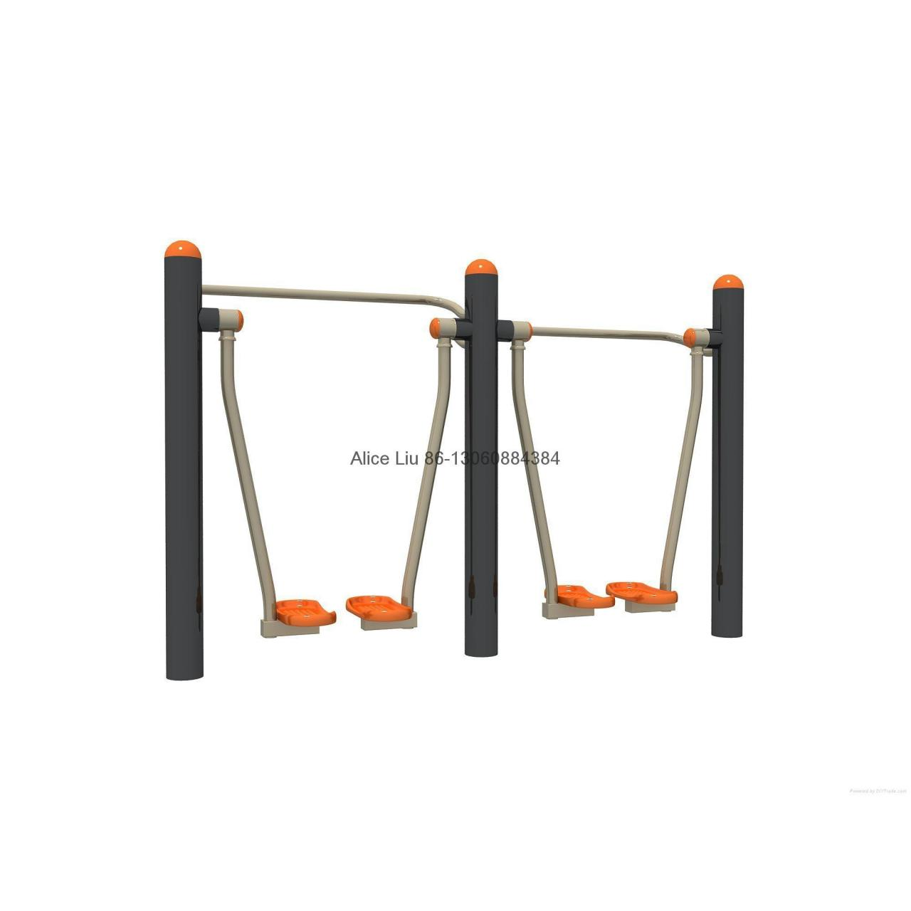 Double Air Walker outdoor fitness walking equipment