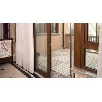 China 75 Series Aluminum-clad Wood Window on sale