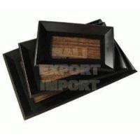 Buy cheap Accessories - Homeware - Tray - Serving Set of 3 from wholesalers