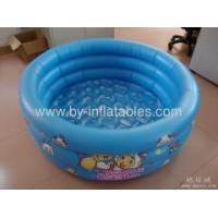 Buy cheap cartoon inflatable swimming ring for kid product