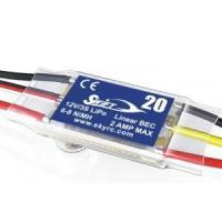 Buy cheap SKYRC Swift RC Model Airplane Brushless Motor 20A ESC Speed Controller product