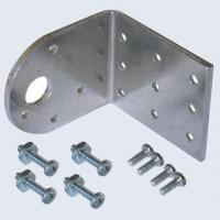 Buy cheap Precision Metal Stamping Angle Bracket product