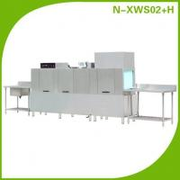 Buy cheap Commercial Restaurant Stainless steel automatic dishwashing machine for hundred meals from wholesalers