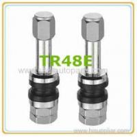 China Clamp-in Metal Tire Valve wholesale