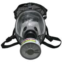 Buy cheap Black Single Filter Gas Mask product