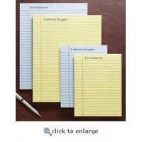 personalized legal pads - Popular personalized legal pads