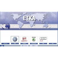 Buy cheap Auto Data Software 2012 ETKA7.3 PLUS spare parts catalogue and accessories for Audi product