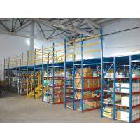 China Warehouse Racking Mezzanine Floor on sale