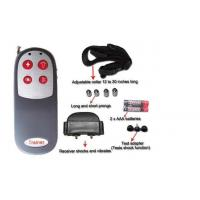 Buy cheap E628B Remote Vibrancy and Shock Dog training collars product