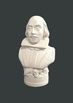 Quality Historical Busts Bust of Shakespeare for sale