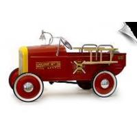 China 1932 Ford Roadster Fire Engine Pedal Car - OUT OF STOCK on sale