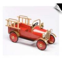 China Antique Fire Engine Pedal Car by Airflow - OUT OF STOCK on sale
