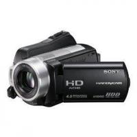 Sony HDR-SR10 4MP 40GB High Definition Hard Drive Handycam Camcorder