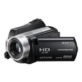 Quality Sony HDR-SR10 4MP 40GB High Definition Hard Drive Handycam Camcorder for sale