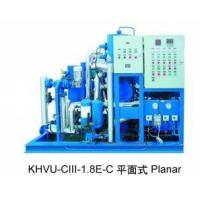 Buy cheap Marine Steam / Electrical Heating Fuel Oil Booster Unit product