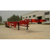 Buy cheap XYZ9403TJZG container transport semi-trailer product