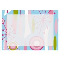 China Atomic Blue Gift Tags[TP002] on sale