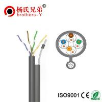 Buy cheap cat5e utp outdoor cable / cat5e utp lan cable /0.5mm cable product