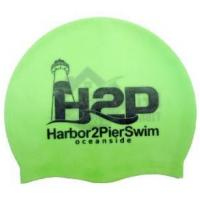 Buy cheap Swimming Cap Adult silicone swim hat product