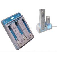 China Game Accessories Wii Double Charge Station(JTW-P03) on sale