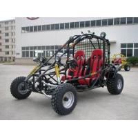 Buy cheap Red 250CC Racing Go Kart Buggy For Adult , 2 Seat Dune Buggy KD 250GKA-2Z product