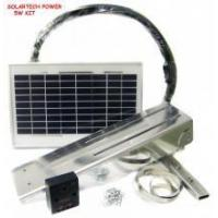 Buy cheap 5W Solar panel, charger, wiring and mount kit from wholesalers