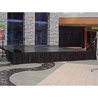 Stages and Dance Floors 4' x 8' Section