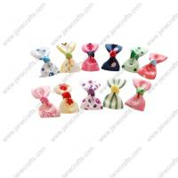 Buy cheap Cute Candy Color 2 Girl Hair Bow Clip 11 pair Mix 11 Color product