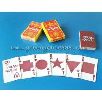 Buy cheap Playing cards Paper Playing Cards With Top Grade Material (Q-48) product