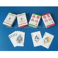 Buy cheap Playing cards Paper Playing Cards With Top Grade Material (Q-46) product