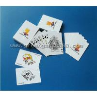 Buy cheap Playing cards Paper Playing Cards With Top Grade Material (Q-49) product