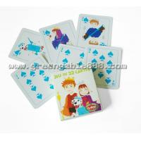 Buy cheap Playing cards Transparence Children Playing Cards (Q-53) from wholesalers