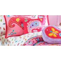 Buy cheap Paisley Dreams Twin Sheets product