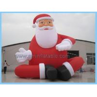 Buy cheap santa claus inflatables from wholesalers