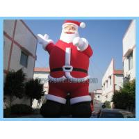 Buy cheap Christmas santa claus inflatables from wholesalers