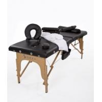 Buy cheap Sierra Comfort SC-901 All-Inclusive Portable Massage Table BlackItem # [RK-IO6F-YA6L] product